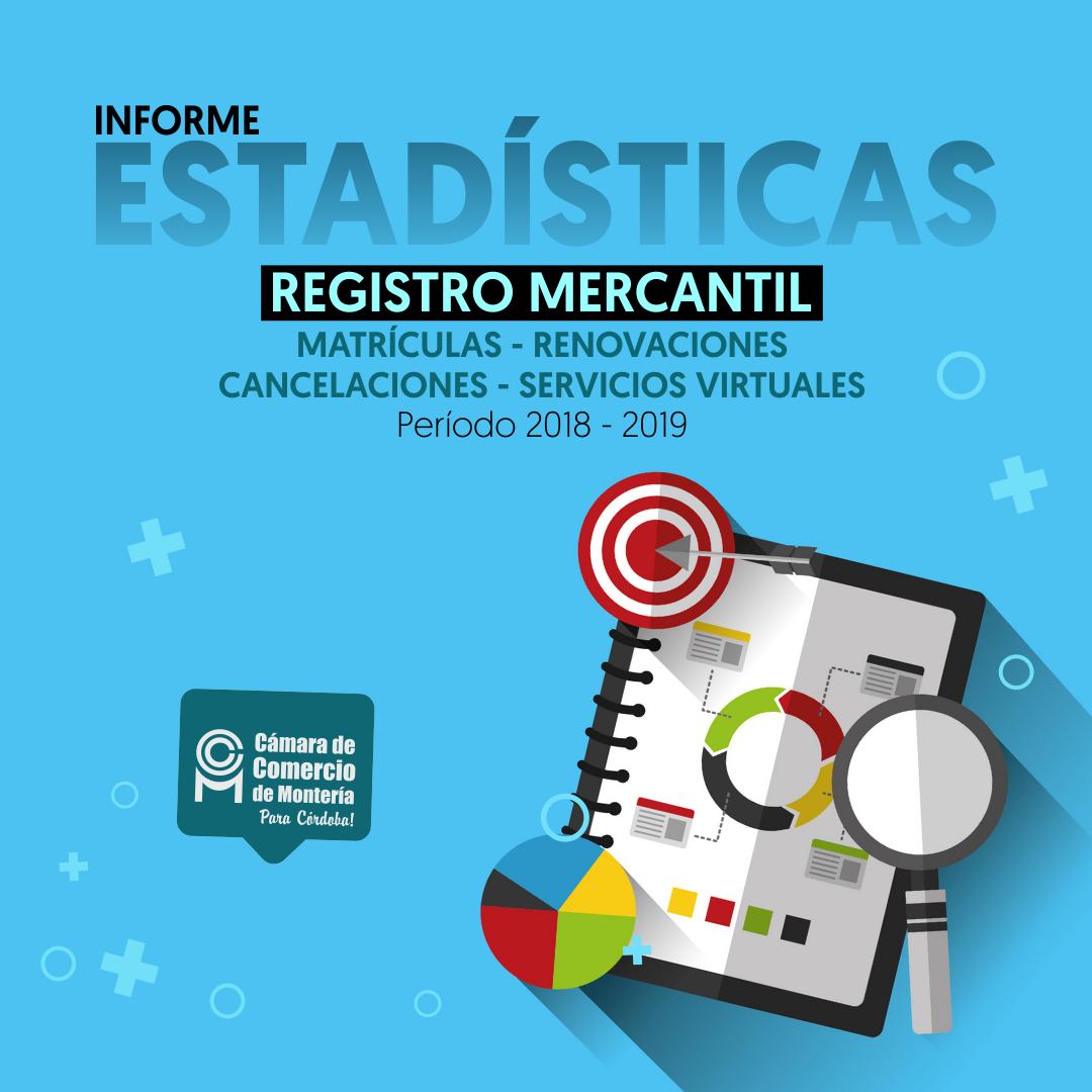 Registro Mercantil Acumulado 2018 - 2019
