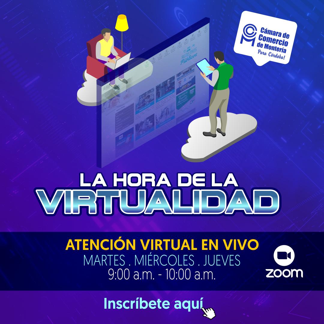 Hora de la Virtualidad